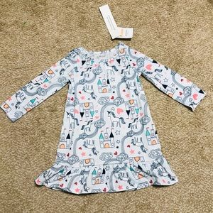 Gymboree 🦄 unicorn nightgown